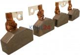 Kohlensatz für Bosch Anlasser 0001416...-Serie Bosch 2007014079 24 Volt