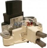 Regler für Lichtmaschinen der 0123525...-Serie Bosch 1197311543 28 Volt