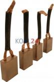 Kohlensatz für die Serie M50 M127 Lucas Magneti Marelli 54259517 85541333 TAB118 12 Volt