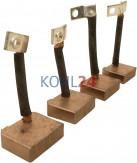 Kohlensatz Delco Remy 28MT Serie 10456457 10456458 Japanese RX457-458 19.60 x 8.00 x 25.00 12 Volt