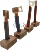 Kohlensatz für Anlasser der 0001359...-Serie 0001367...-Serie 0001369...-Serie Bosch 2007014073 2007014076 12 Volt
