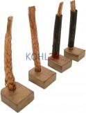 Kohlensatz Hitachi 2114-23123 2114-33123 2114-59002 2114-69002 Japanese JASX80-81 JHTSX31 Lucas TAJ106 12 Volt