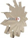 Lüfterrad Bosch rechtsdrehend - 13 = 17 x 135,00 x 13,60 Bosch 1126610045 1126610060 1126610072 1126610078