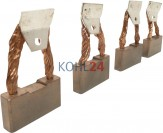 Kohlensatz Delco Remy 35MT 40MT Serie 1852884 21.00 x 9.50 x 38.00 12 Volt