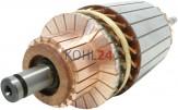 Anker für Anlasser der JD-Serie 0001362...-Serie Bosch 2004004082 2004004092 2004004952 2004014952 12 Volt 2,7 KW Schnelllaufanker