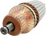 Anker für Anlasser der JD-Serie 0001358...-Serie 0001359...-Serie 0001367...-Serie Bosch 2004004061 2004004112 9001140275 12 Volt 3,0 KW Schnelllaufanker