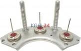 Gleichrichter Diodenplatte positiv für SEV Marchal Motorola Valeo SEV 71211703 71212003 71212403 71212903 71213203 71213403 Lucas UBB245