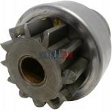 Ritzel für Anlasser der 0001358...-Serie 0001362...-Serie 12 Zähne 10 Splines rechts Bosch 2006209466 ZEN 0528 1.01.0528.0