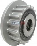 Freilaufriemenscheibe INA LUK Bosch VW F-237653 F00M391119 F00M991300 Original INA