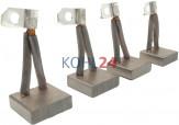 Kohlensatz für Anlasser der 0001360...-Serie 0001364...-Serie 0001368...-Serie Bosch 2007014022 2007014035 2007014049 2007014051 2007014078 24 Volt