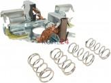 Kohlenhalter für Anlasser der 0001231...-Serie 0001360...-Serie 0001364...-Serie 0001368...-Serie Bosch 2004336031 2004336046 2009994110 24 Volt