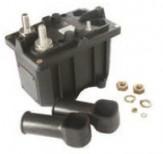 Batterietrennschalter Elektromagnetisch Elektrotrennschalter 12 Volt A/ständig 250 Amp 2500 IP 65