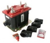 Batterietrennschalter Elektromagnetisch Elektrotrennschalter Lucas SSB100 SSB101 24 Volt A/ständig 250 Amp 2500 IP 65