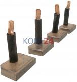 Kohlensatz Denso 12 Volt 15,30 x 4,50 x 14,10