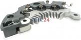 Gleichrichter Diodenplatte für Lichtmaschinen der Serie CS121 CS130 Delco Remy 10456401 10457236 10457690 10470730 10472597 1989658 D3991 14 Volt mit W-Anschluss