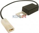 Entstörkondensator 2.2 mf Bosch 0290800022
