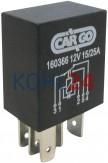 Relais 12 Volt 15 Ampere / 25 Ampere Wehrle 29201045
