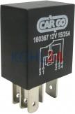Relais 12 Volt 15 Ampere / 25 Ampere Wehrle 29201075