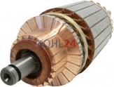 Anker für Anlasser der JD-Serie 0001362...-Serie 0001366...-Serie 9000143...-Serie Bosch 2004004074 2004004095 12 Volt 2,4 KW