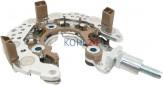 Gleichrichter Diodenplatte für Denso 104210-3240 104210-3710 104210-3711 Lichtmaschine RES14726 14 Volt