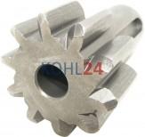 Ritzel Stahl für FKB Anlasser mit 10 Zähnen Bosch 2006382178 2006382182 2006382188