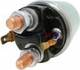 Magnetschalter für Anlasser der S114-...-Serie Hitachi 2114-17005 2114-17505 2114-17602 2114-37505 2114-37602 2114-47005 2114-47007 2114-47606 2114-57503 2114-57508 2114-T7101 2114-T7104 2114-T7111 ZM ZM682 12 Volt