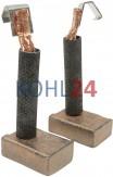 Kohlensatz für Anlasser der M2T.....-Serie M8T.....-Serie Mitsubishi M648X40771 ME701466 12 Volt