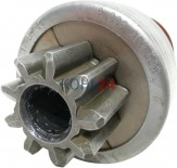 Ritzel für Anlasser der 0001367...-Serie 0001368...-Serie 9 Zähne 10 Splines rechts Bosch 2006209536 2006209930