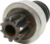 Ritzel für Anlasser der 0001358...-Serie Bosch 2006209392 2006209922 10 Zähne rechts