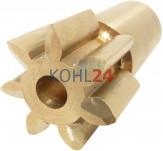 Ritzel für Bosch BJC...-Serie 1006380020 DZR73/1X 7 Zähne