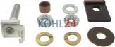 Teilesatz für Anlasser der 00016.....-Serie Klemme 48/50 Bosch 2007011018