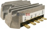 Regler/Gleichrichter John Deere AM101406 MIA881279 Yanmar 129150-77710 Kokusan Denki RS1105 14 Volt