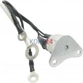 Sicherheitsschalter Zusatzschaltrelais Vorschaltrelais für Anlasser der 0001231...-Serie Bosch 1337210725 6033AD0086 6033AD0440 24 Volt