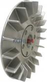 Lüfterrad 19 = 26.00/28.80 x 178.00 x 24.00 für Lichtmaschinen der 0120600...-Serie Bosch 2126610009 2126610018