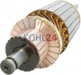 Anker für Anlasser der 0001207...-Serie 0001207001 0001207005 Bosch 1004002116 ALAN19L1Z 12 Volt