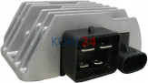 Regler/Gleichrichter Lombardini ED0073623920 Saprisa 7136 REF7136 12 Volt 30 Ampere