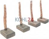 Kohlensatz für Anlasser der 0001120...-Serie Bosch BSX204-2054 12 Volt
