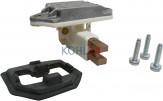 Regler für Lichtmaschine MG131 MG609 MG755 Iskra Letrika 16.915.995 Mahle MGX964 14 Volt Original Iskra Letrika (Mahle)
