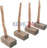Kohlensatz für Anlasser der 0001208...-Serie 9000692...-Serie Bosch 1007014133 2004320173 2007014026 18,00 x 7,00 x 10,00