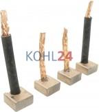 Kohlensatz für Anlasser der D7...-Serie TS22...-Serie Valeo 187778 187779 PSX142-1444 12 Volt