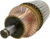 Anker für Anlasser der 0001363...-Serie Bosch 2004004119 2004014970 24 Volt