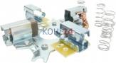 Kohlenhalter für Anlasser der 0001362...-Serie 0001366...-Serie Bosch 2001329907 2004336027 12 Volt