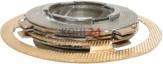 Lamellenkupplung für Anlasser der BPD...-Serie 0001501...-Serie Bosch 2006401901 linksdrehend