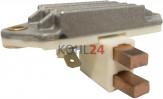 Regler für Lichtmaschine MG111 MG614 Iskra Letrika 11.125.167 Mahle MGX282 14 Volt Original Iskra Letrika (Mahle)