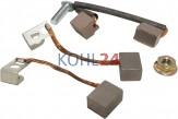Kohlensatz Briggs & Stratton B&S 490311 12 Volt