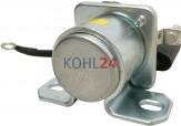 Sicherheitsschalter Zusatzschaltrelais Vorschaltrelais für Anlasser der M8T.....-Serie Mitsubishi 24 Volt