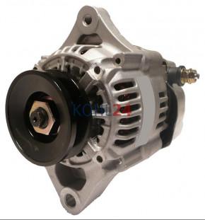 Lichtmaschine Bobcat Ingersoll Rand Kubota Motor D1105 V1505 16678-64010 16678-64011 16678-64012 16678-64013 Steiner Denso 100211-4730 100211-4731 14 Volt 40 Ampere